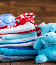 Detské oblečenie z bazáru